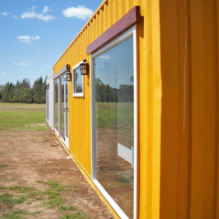 Casas con contenedores taringa - Casa hecha con contenedores ...