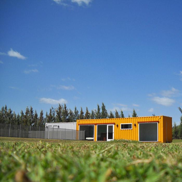Casas hechas de contenedores contenedores habitacionales containers